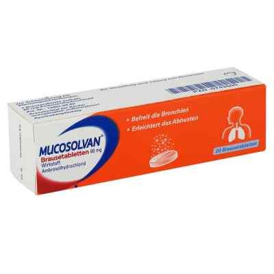 Mucosolvan Brausetabletten 60 mg  zamów na apo-discounter.pl