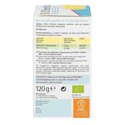 Chlorella 500 mg Bio Naturland tabletki  zamów na apo-discounter.pl