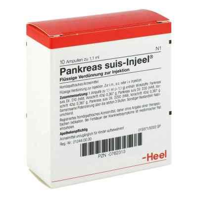 Pankreas Suis Injeele