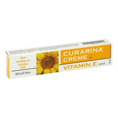 Curarina Creme m. Vitamin E  zamów na apo-discounter.pl