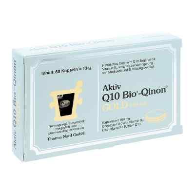 Q 10 Bio Qinon Gold 100 mg Kapseln  zamów na apo-discounter.pl