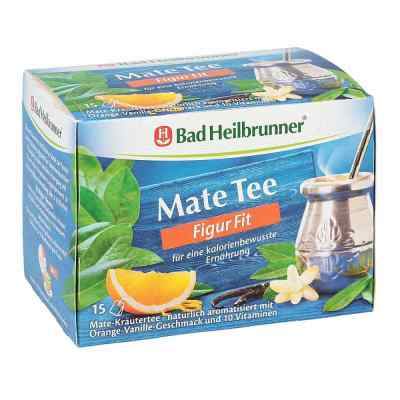 Bad Heilbrunner Mate Figur Fit  herbata