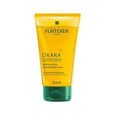 Rene Furterer Okara szampon do włosów farbowanych blond