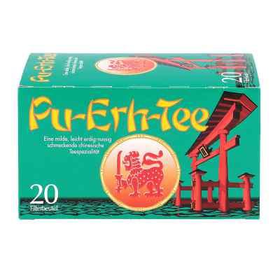 Pu Erh herbata w torebkach  zamów na apo-discounter.pl
