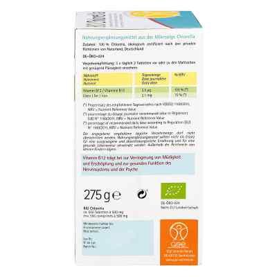 Chlorella 500 mg Bio tabletki  zamów na apo-discounter.pl