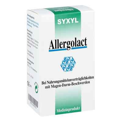 Allergolact tabletki powlekane