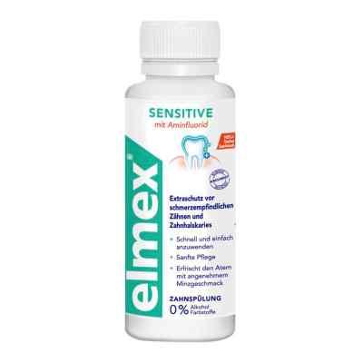 Elmex Sensitive płyn do płukania jamy ustnej