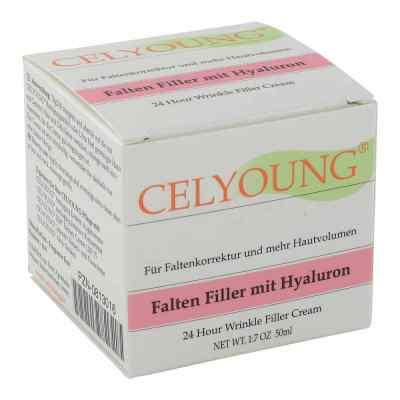 Celyoung Falten Filler krem wypełniający zmarszczki