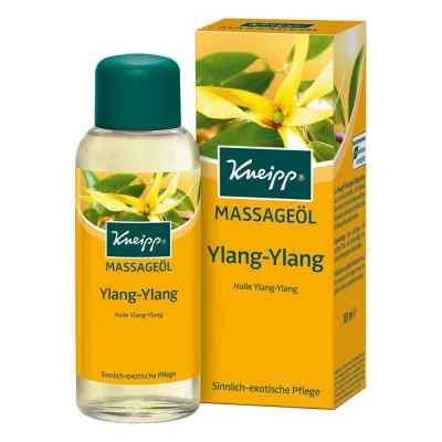 Kneipp Ylang Ylang olejek do masażu  zamów na apo-discounter.pl