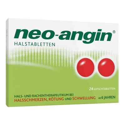 Neo Angin Halstabletten