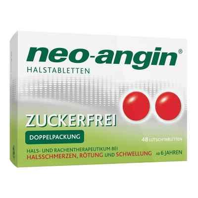 Neo Angin Halstabletten zuckerfrei  zamów na apo-discounter.pl