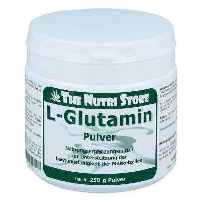 L-glutamin 100 % rein Pulver  zamów na apo-discounter.pl