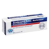 Ambrohexal Hustenloeser Brausetabl.  zamów na apo-discounter.pl