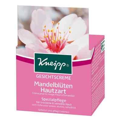 Kneipp delikatny krem do twarzy o zapachu migdałów  zamów na apo-discounter.pl