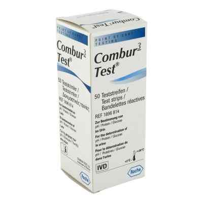 Combur 3 Test Teststreifen