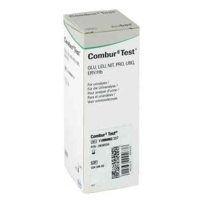 Combur 6 Test Teststreifen  zamów na apo-discounter.pl