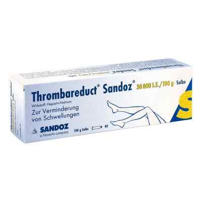 Thrombareduct Sandoz 30 000 I.e. Salbe  zamów na apo-discounter.pl