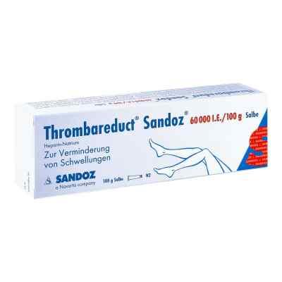 Thrombareduct Sandoz 60 000 I.e. maść  zamów na apo-discounter.pl