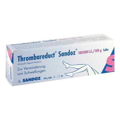 Thrombareduct Sandoz 100 000 I.e. Salbe