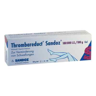 Thrombareduct Sandoz 180 000 I.e. Gel  zamów na apo-discounter.pl