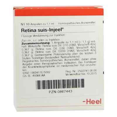 Retina Suis Injeele  zamów na apo-discounter.pl