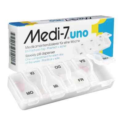 Medi 7 Uno dozownik lekarstw - na 7 dni