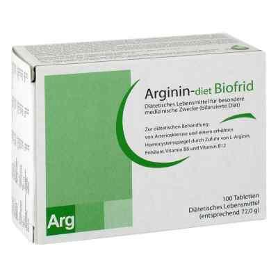 Arginin-diet Biofrid Tabletten  zamów na apo-discounter.pl