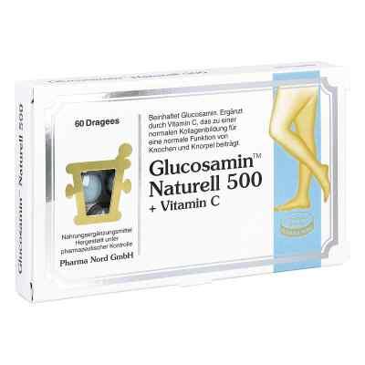 Glucosamin Naturell 500  zamów na apo-discounter.pl