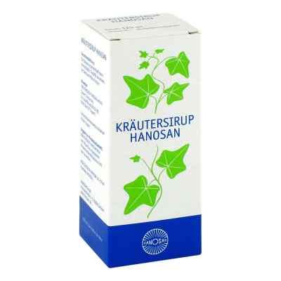 Hanosan syrop ziołowy  zamów na apo-discounter.pl