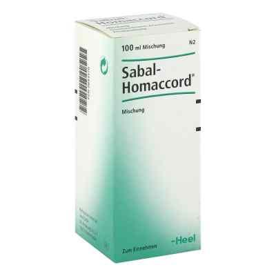 Sabal Homaccord krople  zamów na apo-discounter.pl