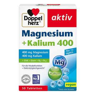 Doppelherz Magnez + Potas tabletki  zamów na apo-discounter.pl