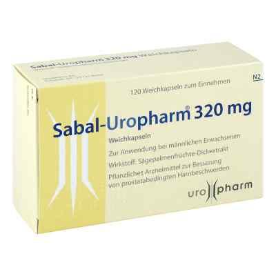 Sabal Uropharm 320 mg Kapseln  zamów na apo-discounter.pl