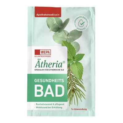Aetheria rewitalizująca kąpiel lecznicza  zamów na apo-discounter.pl