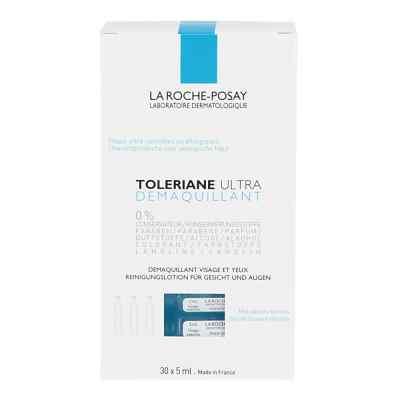 La Roche Posay Toleriane ampułki do demakijażu oczu  zamów na apo-discounter.pl
