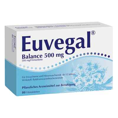 Euvegal Balance 500 mg tabletki powlekane  zamów na apo-discounter.pl