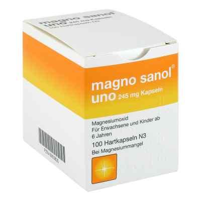 Magno Sanol uno 245 mg Kapseln  zamów na apo-discounter.pl
