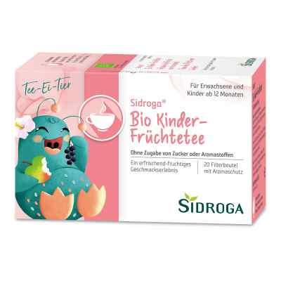 Sidroga Bio Herbata owocowa dla dzieci  zamów na apo-discounter.pl