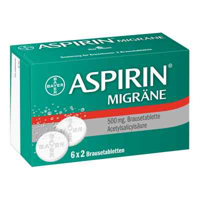 Aspirin Migrena tabletkli musujące