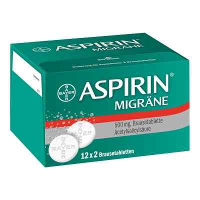 Aspirin Migrena tabletkli musujące  zamów na apo-discounter.pl