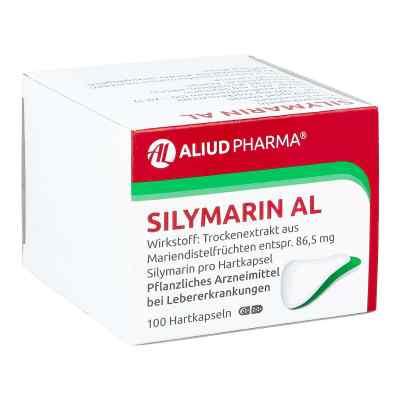 Silymarin AL kapusłki twarde  zamów na apo-discounter.pl