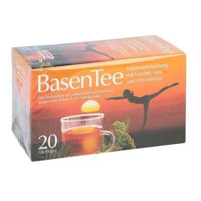 Basentee herbata przywracająca równowagę kwasowo-zasadową
