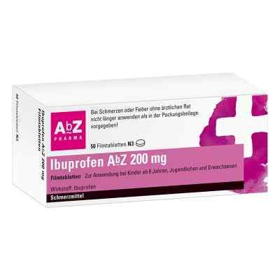Ibuprofen Abz 200 mg Filmtabl.