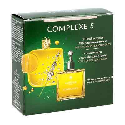 Rene Furterer Complexe 5 koncentrat regenerujący do włosów