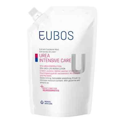 Eubos Mleczko do ciała 10% UREA