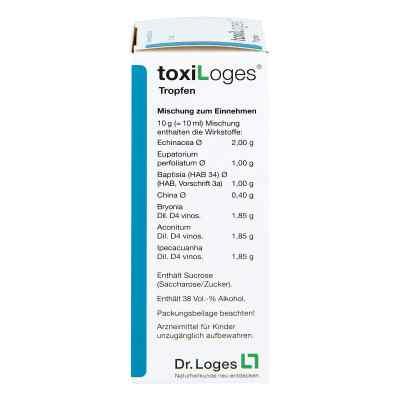 Toxi Loges Tropfen  zamów na apo-discounter.pl