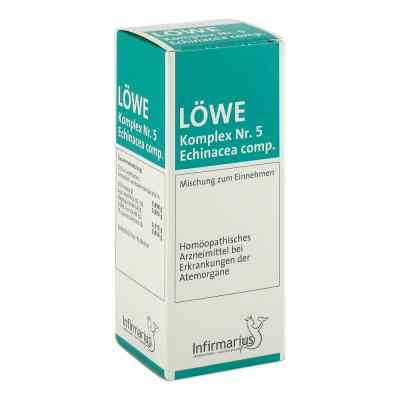 Loewe Komplex Nr. 5 Echinacea comp. Tropfen  zamów na apo-discounter.pl