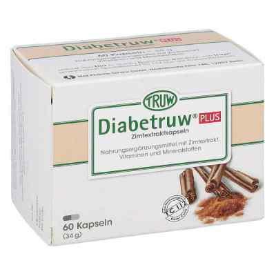 Diabetruw Plus kapsułki  zamów na apo-discounter.pl