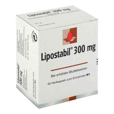 Lipostabil 300 mg Kapseln  zamów na apo-discounter.pl