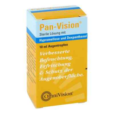 Pan Vision krople do oczu  zamów na apo-discounter.pl