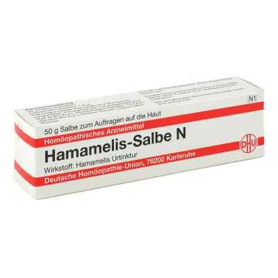 Hamamelis Salbe N